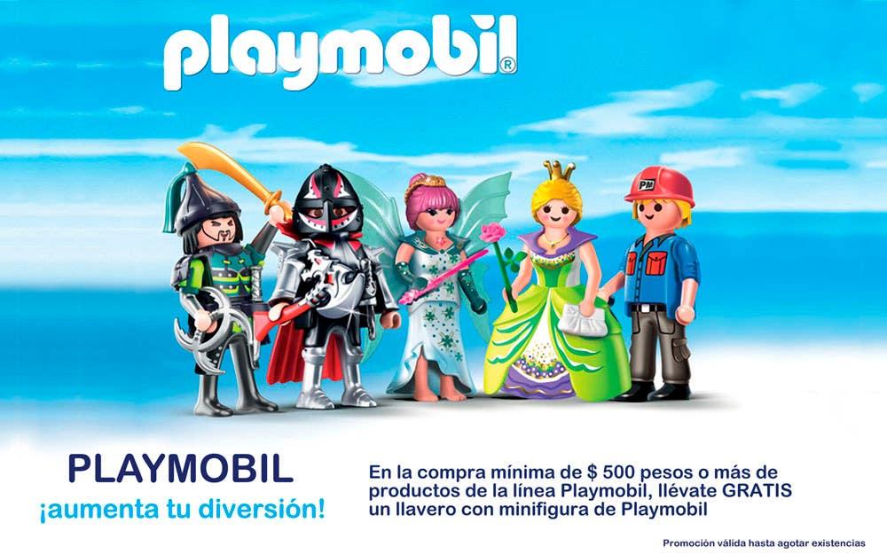 Regalo en compra Playmobil