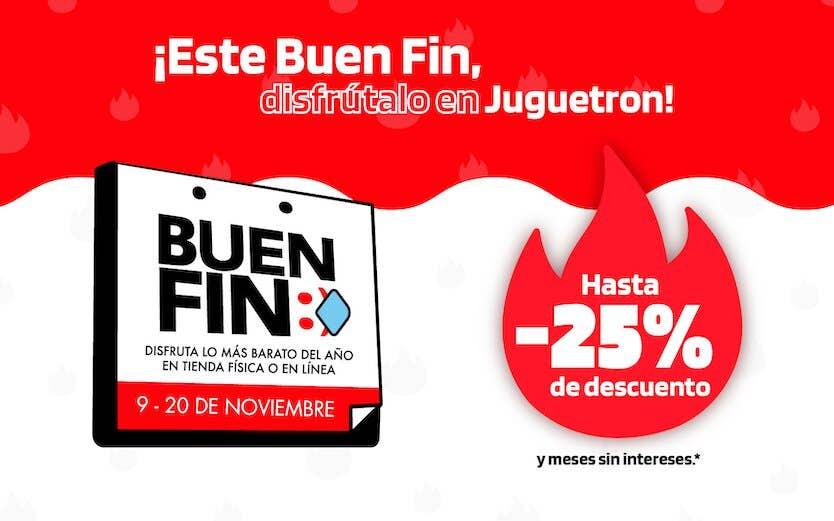 PROVEEDORES PARTICIPANTES BUEN FIN 2020 JUGUETRON Y CENTRO JUGUETERO