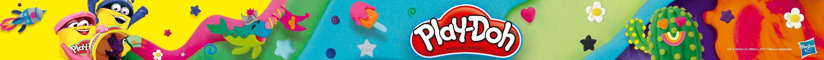 Hasbro Play-Doh Básicos