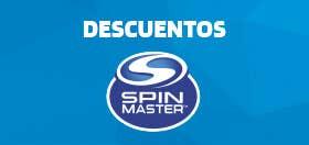 Descuentos Spin Master