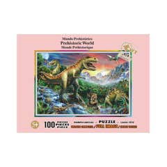 Rompecabezas Gold Edition 100 Pzas Mundo Prehispanico