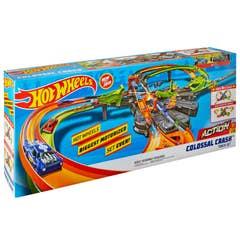 Hot Wheels GFH87 Colossal Crash Track Set 1005GFH87