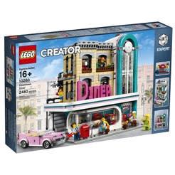 LEGO® Creator Expert 10260 Restaurante del centro