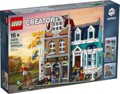 LEGO Creator Expert Librería 10270