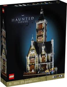 LEGO Creator Expert Casa Encantada de la Feria 10273