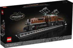 LEGO Creator Expert Locomotora Cocodrilo 10277