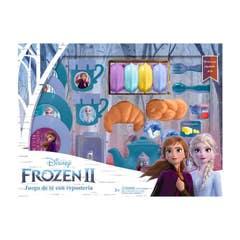 Juego De Cocina Y Té Disney Frozen