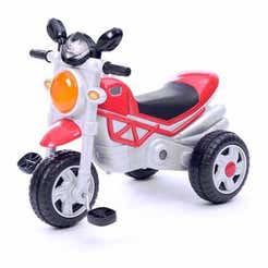 Triciclo Moto Trike Rojo 10571316