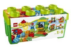 LEGO DUPLO Creative Play Caja de Diversión Todo en Uno 10572