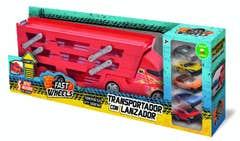 Fast Wheels 10606 Lanzador Transportador