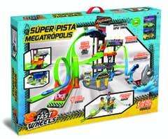 Fast Wheels 10610 Super Pista Megatropolis