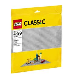 LEGO Classic Base Gris 10701