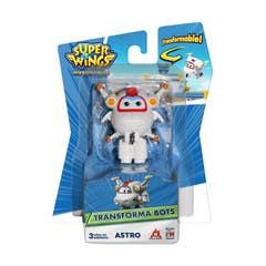 Preescolar Fotorama Súper Wings  Figura Básica Astro