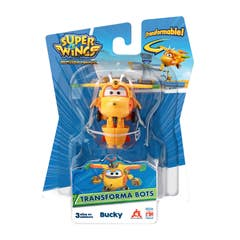 Preescolar Fotorama Súper Wings  Figura Básica Bucky