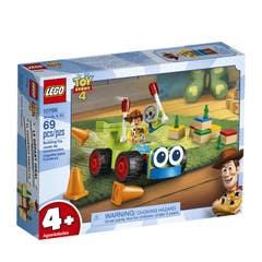 LEGO® | Disney Pixar Toy Story 4 10766 Woody y RC