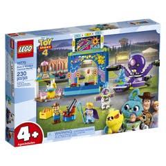 LEGO Disney Pixar Toy Story 4 Buzz y Woody: Locos por la Feria 10770