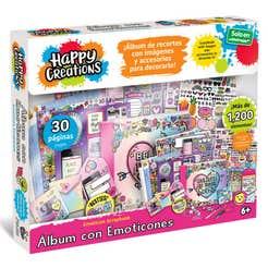 Happy Creations Album De Emoticones