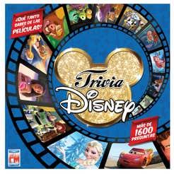 Juego de Mesa Trivia Disney