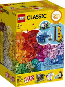 LEGO® Classic 11011 Ladrillos y Animales