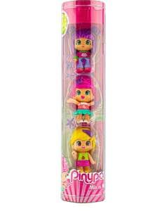 Tubo Famosa Pinypon 3 niñas 700011127