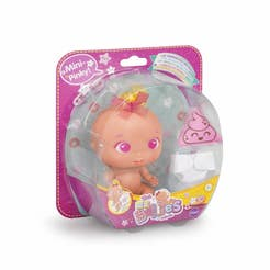 Famosa Mini Bellies: Hermanito Pequeńo Pinky Twink