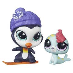 Par De Mascotas Littlest Pet Shop