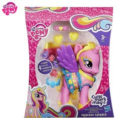 My Little Pony C0721 Pony A La Moda My Little Pony  Juguete Hasbro