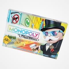 Juego de Mesa Monopoly Edición Millennials