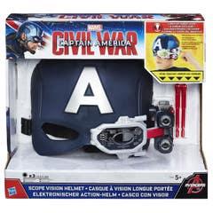 Marvel Casco con Visión Capitán América
