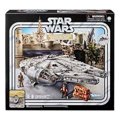 Star Wars E9648 The Vintage Collection Millienum Falcon Vehicle