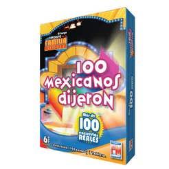 Juego de Mesa 100 Mexicanos Viaje