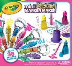 Mini Neon Marker Maker Crayola