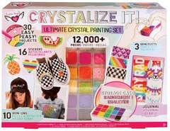 Set de Pintura Crystalize It! Crystal Fashion Angels