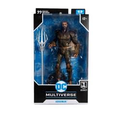 """PREVENTA Figura de Acción 7"""" McFarlane DC Justice League Aquaman"""