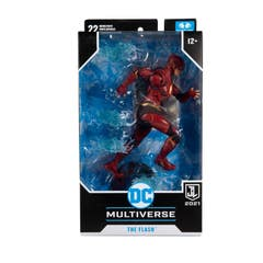 "PREVENTA Figura de Acción 7"" McFarlane DC Justice League Flash"