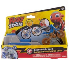 Ricky Zoom Launch 'N' Go Asst