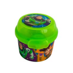 Recipiente Redondo Con Tapa Toy Story Iv