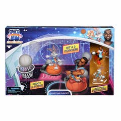Ruz Game Time Playset Space Jam