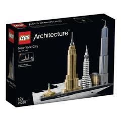 LEGO Architecture Ciudad de Nueva York 21028