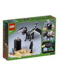 LEGO® Minecraft 21151 La Batalla en el End