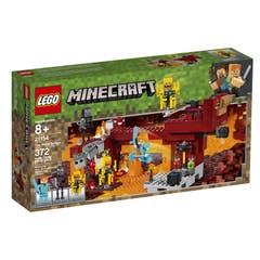 LEGO® Minecraft™ 21154 El Puente del Blaze