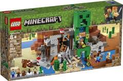 LEGO Minecraft La Mina de Creeper 21155