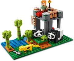 LEGO® Minecraft 21158 El Criadero de Pandas
