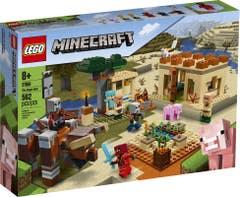 LEGO® Minecraft™ 21160 La Invasión de los Illager