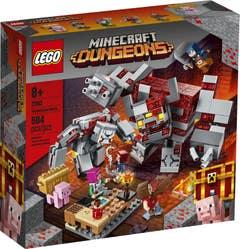 LEGO® Minecraft™ 21163 La Batalla por la Piedra Roja