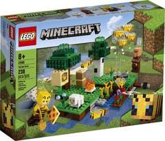 LEGO Minecraft La Granja de Abejas 21165