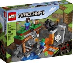 LEGO Minecraft La Mina Abandonada 21166