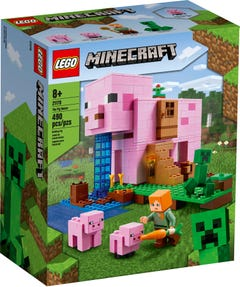 LEGO Minecraft La Casa-Cerdo 21170