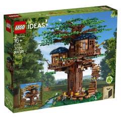 LEGO Ideas Casa del Árbol 21318