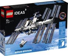 LEGO Ideas Estación Espacial Internacional 21321
